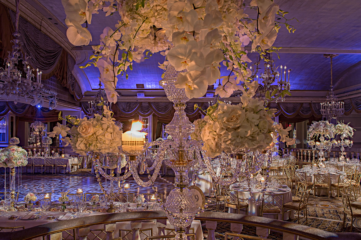 The Pierre Hotel NYC Luxury Wedding