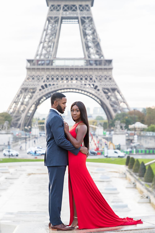 Paris engagement photos at the Eiffel Tower-7