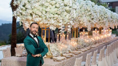 Luxury weddings Paris