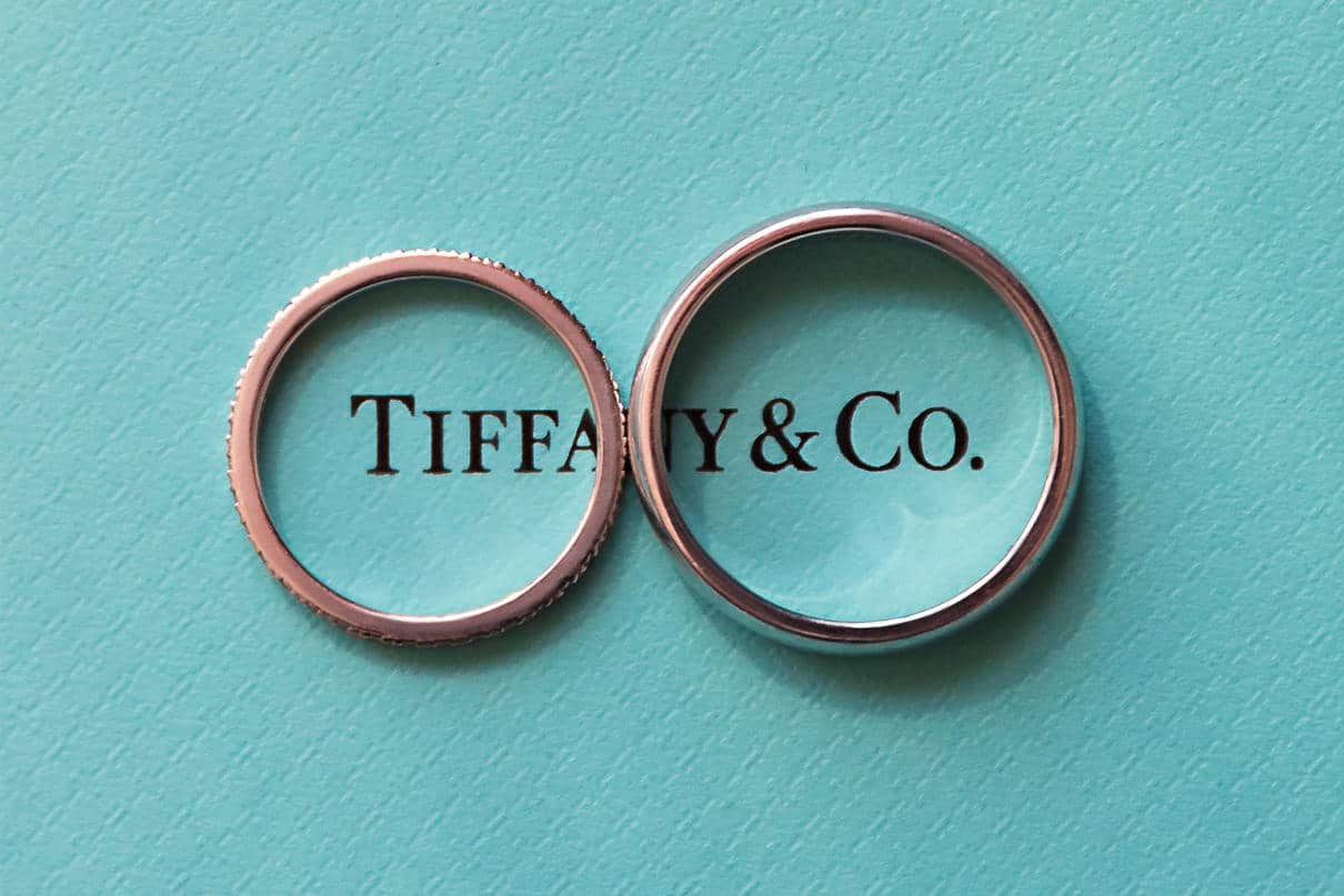 Tiffany wedding rings luxury weddings