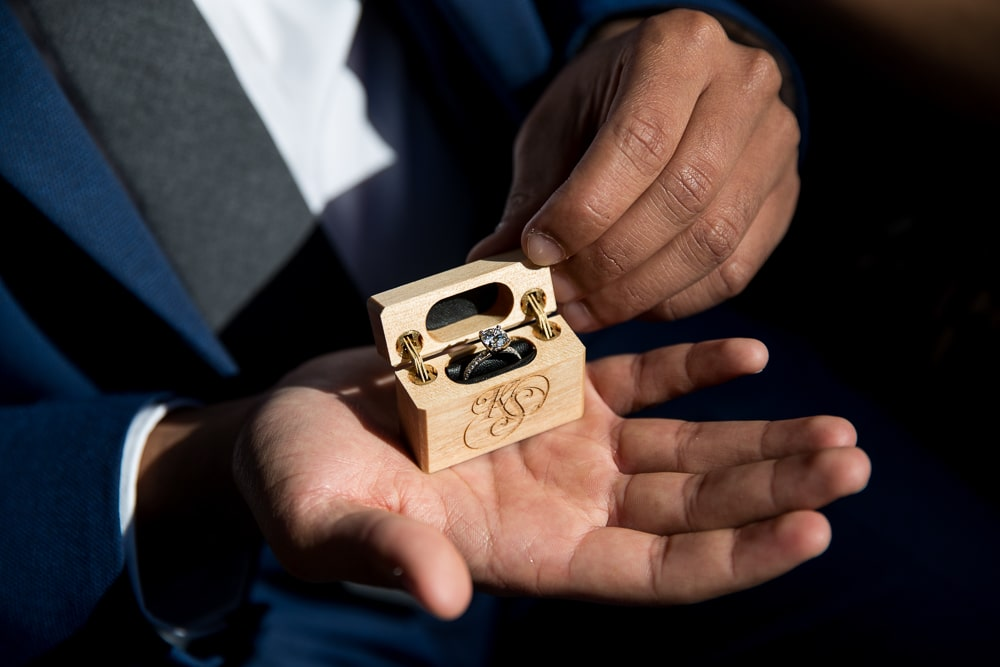 Paris proposal ideas the ring box