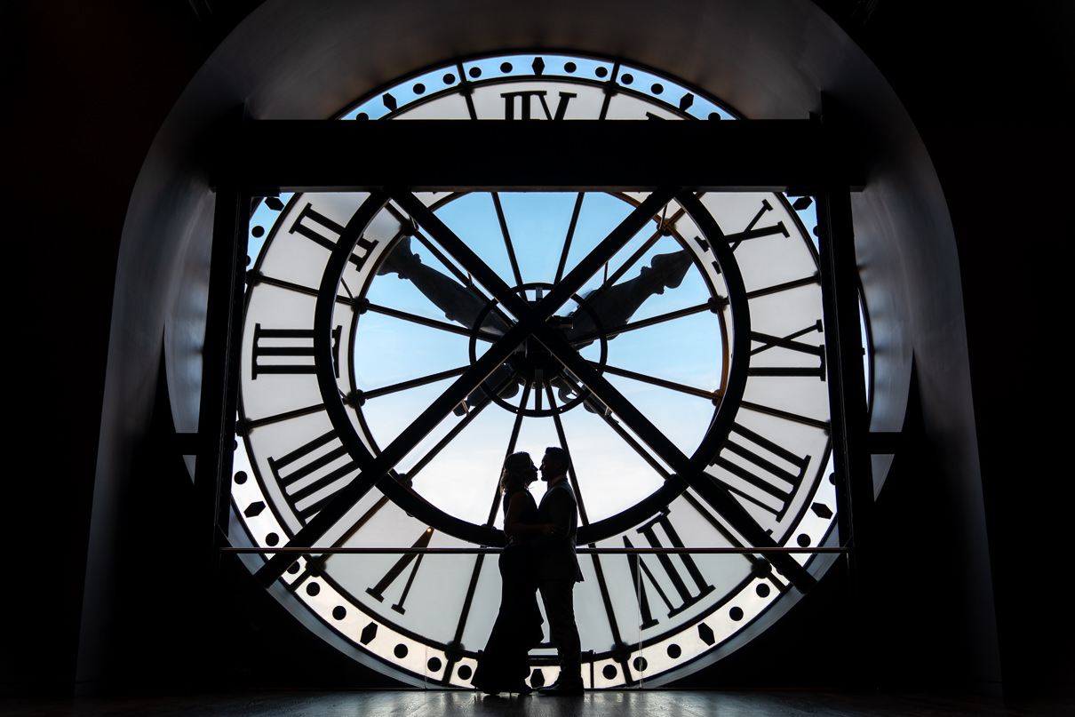Adagion Studio Paris Photographers at Musee d'Orsay iconic photo