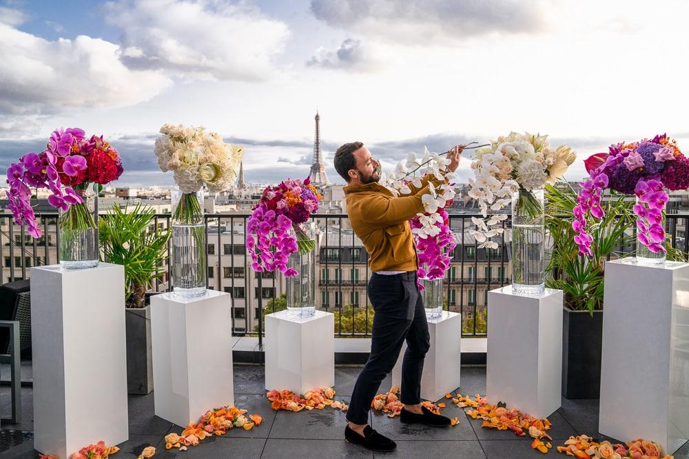 Best proposal planner in Paris Sumptuous Events