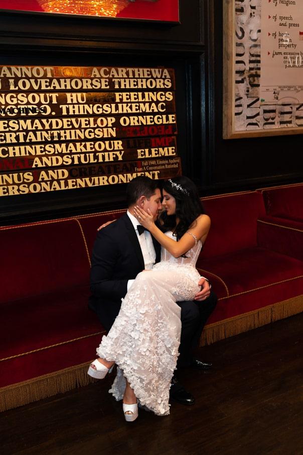 Capitale NYC Wedding Photographer