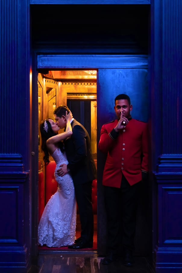 Capitale NYC Wedding Photographer