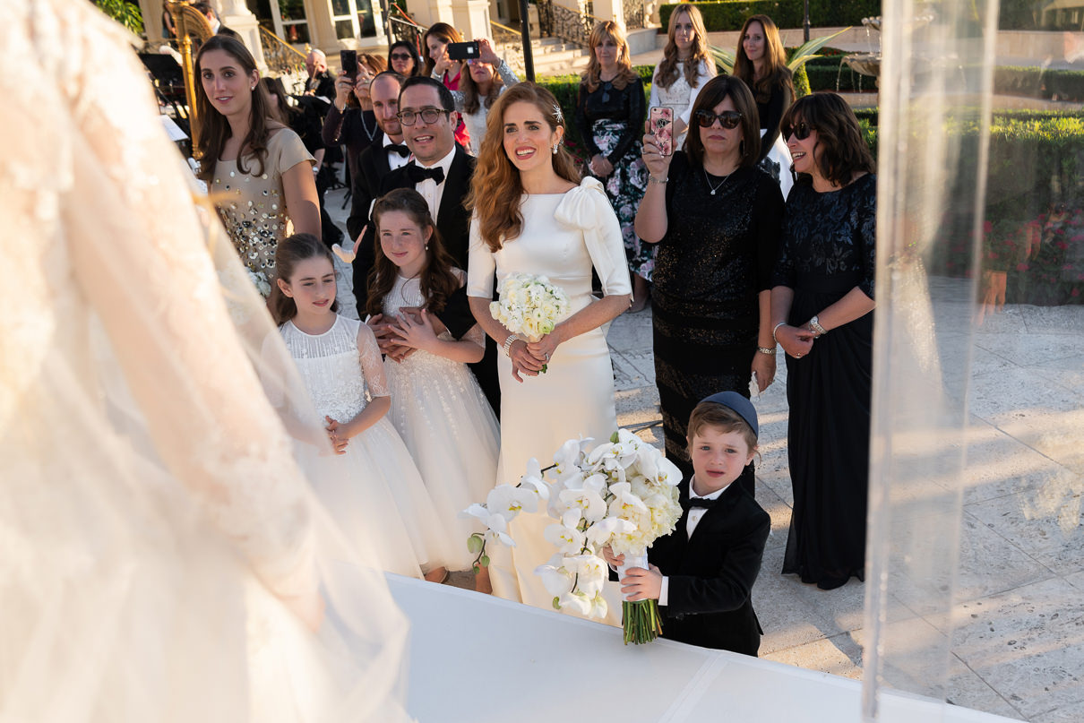 Trump National Doral Wedding Orthodox Jewish Wedding in Miami