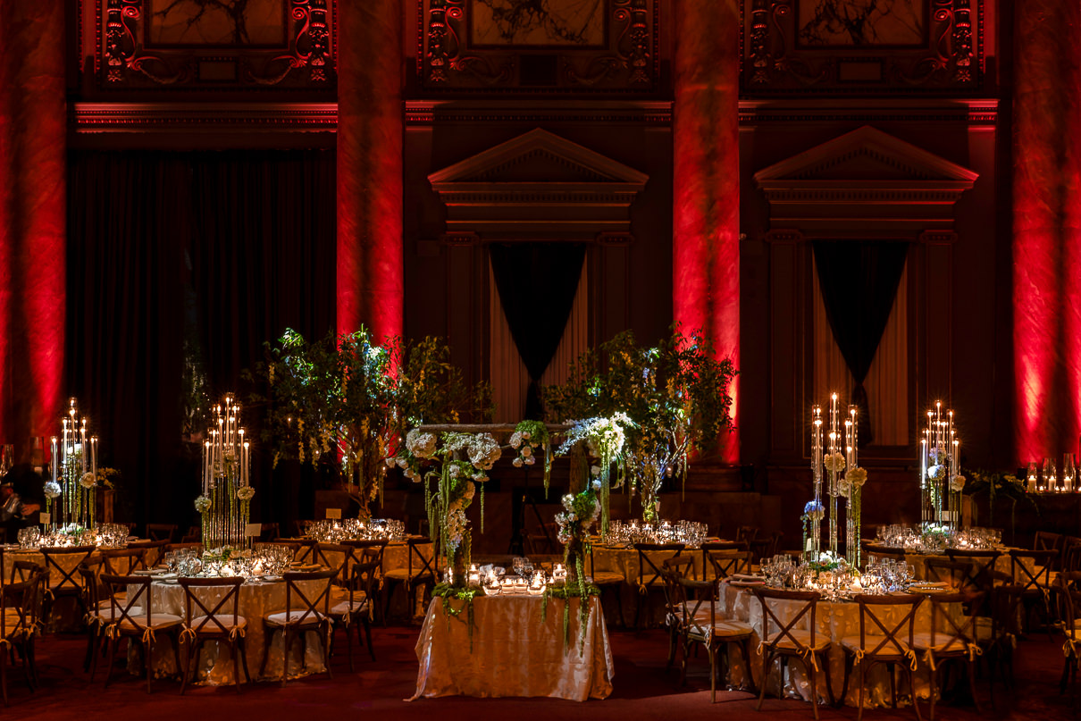 Capitale NYC Wedding Best NYC Wedding Venue
