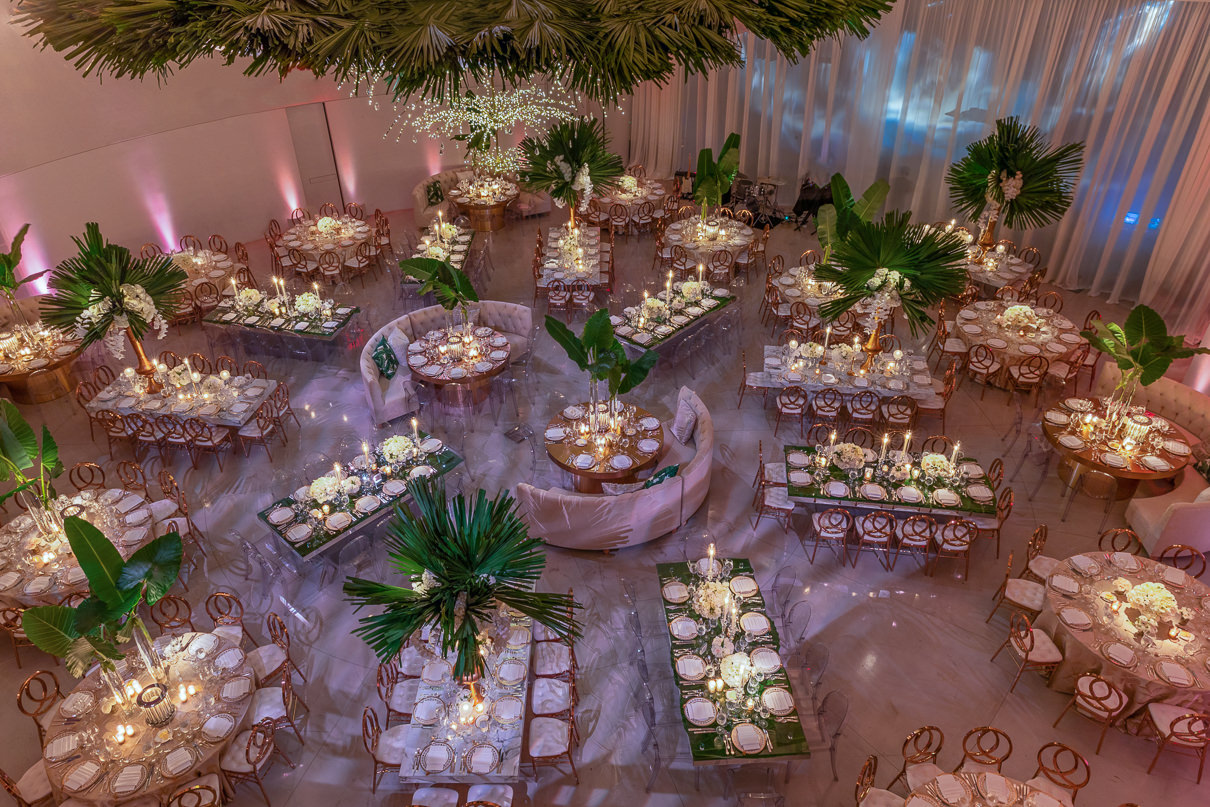 Luxury Wedding Faena Hotel Miami Rishi Patel Design