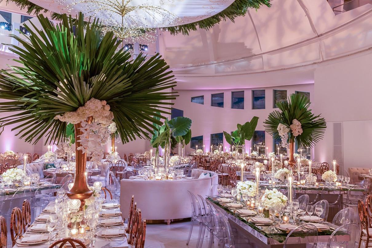 Luxury Wedding Faena Hotel Miami Rishi Patel Design